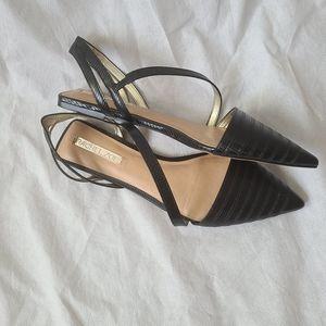 Rachel Zoe Women's Grayy black Flats Size 10